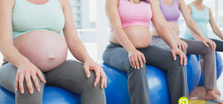 Pilates para embarazadas: beneficios pre, durante y post parto.