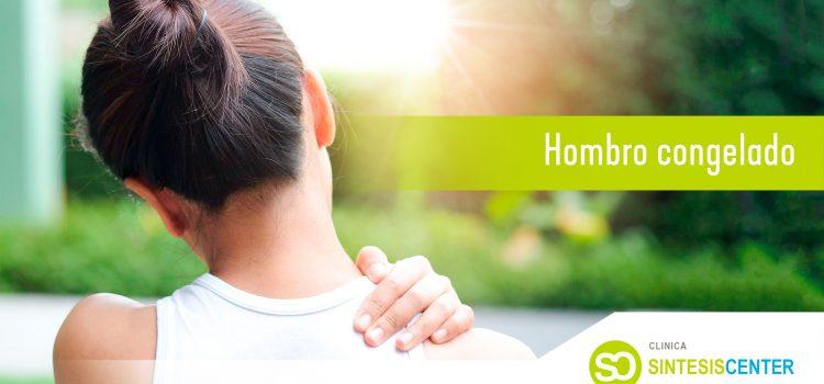 Síndrome del hombro congelado: una dolencia desconocida