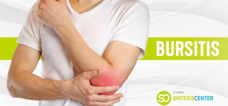 Bursitis; síntomas y tratamiento.