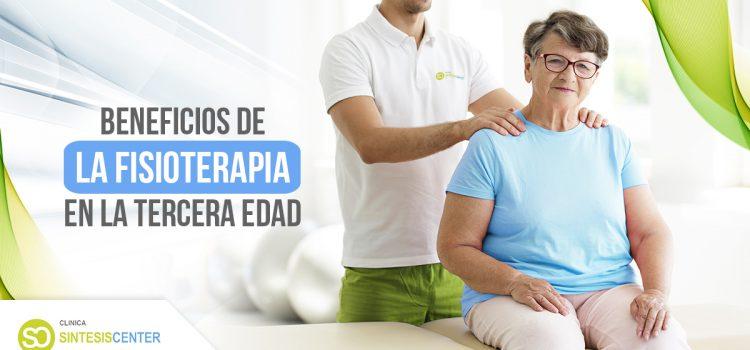 Fisioterapia en la Tercera Edad. ¡Mejora la calidad de vida!