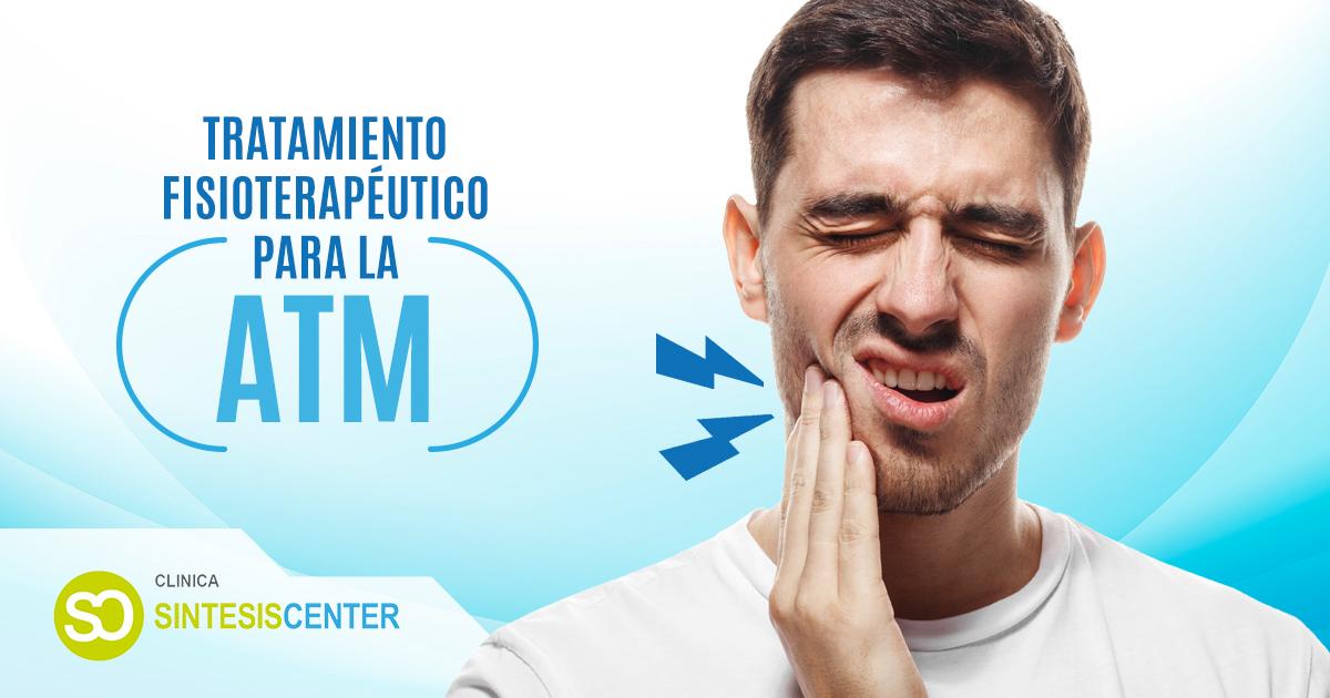 ATM o trastorno de la articulación temporomandibular