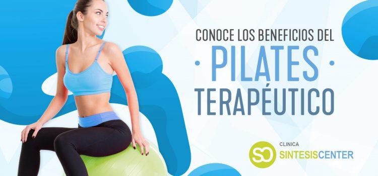 Pilates terapéutico. Conoce los beneficios para tu salud corporal