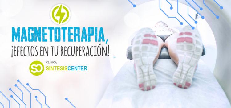 Magnetoterapia, la rehabilitación definitiva en fisioterapia